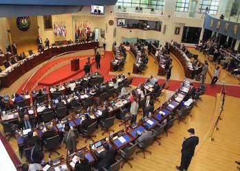 El Salvador's Legislative Assembly