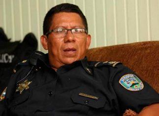 Former Police Commissioner Jorge Alberto Barralaga