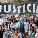 Organizers protest impunity in Mexico