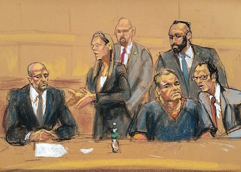 A US judge will not guarantee payment for El Chapo's lawyers
