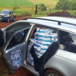Contraband cigarettes seized in Paraguay