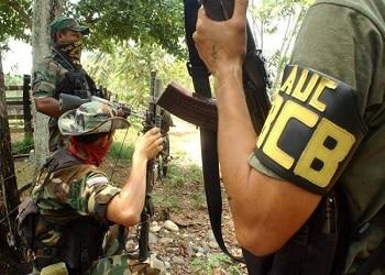 Treinta y dos exjefes paramilitares han sido condenados