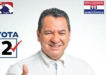 Alcalde de La Villa de Los Santos, Eudocio Pérez