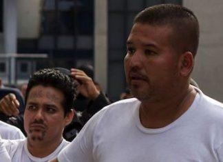 Dany Romero en la época de su arresto en 2016 en El Salvador