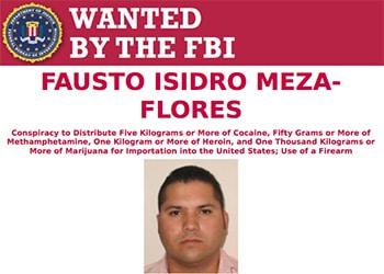El FBI busca a 'Chapo Isidro'