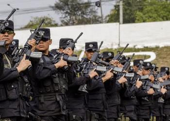 Batallones Cazadores en El Salvador Cortesía de Factum