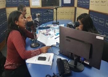 El programa se transmite en idiomas español, quechua y aymara