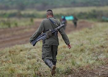 Excombatientes de las FARC están desertando del proceso de paz y regresando a la ilegalidad