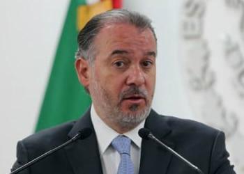 Exprocurador general de México Raúl Cervantes Andrade