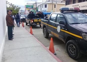 Policía de Guatemala arresta a sospechosos en caso de corrupción municipal
