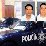 Dos reclusos que 'escaparon' después del secuestro