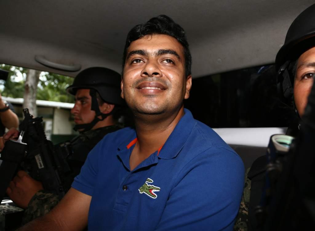 Arnaldo Urbina Soto, también conocido como Smiley. Fotografía: El Heraldo