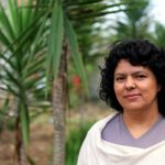 Berta Cáceres, activista hondureña asesinada
