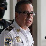 El jefe de policía de El Salvador Howard Cotto alerta sobre infiltración de pandillas en la política local
