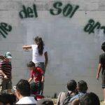 Grafiti en El Salvador