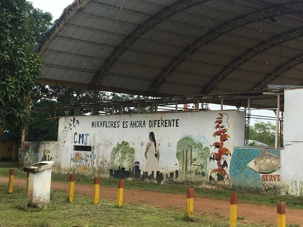 Centro de recreación en Miraflores