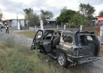 La violencia criminal mantiene convulsionado el noreste de México