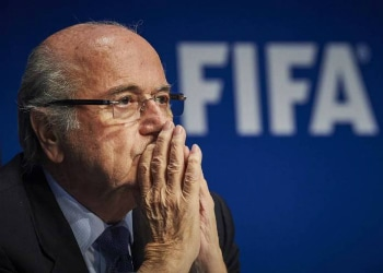 Expresidente de FIFA Seth Blatter