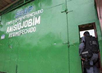 Prisión Anísio Jobim, Brasil