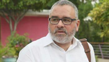 Mauricio Funes expresidente de El Salvador