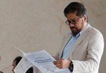 Iván Márquez, uno de los tres líderes de la FARC que no tomó su curul en el congreso colombiano