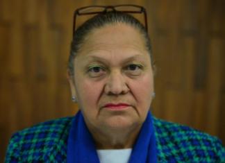 La nueva fiscal general de Guatemala María Consuelo Porras