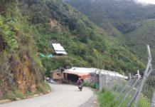 Buriticá, donde se lanzó un ataque a la multinacional Continental Gold