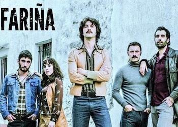 La serie Fariña está disponible en la plataforma de series Netflix