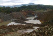 La minería ilegal está causando estragos en Colombia, en especial en los departamentos de Antioquia y Chocó.