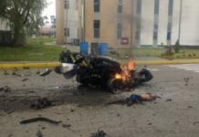 Atentando con carro bomba marcó el fin de los diálogos de paz con el ELN