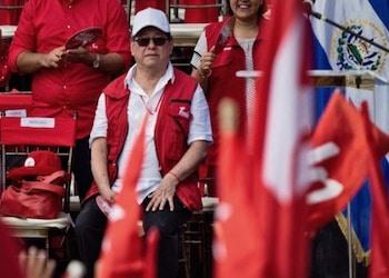 José Luis Merino es uno de los dirigentes politicos del FMLN, señalado por el departamento de Estado de los EE.UU. Foto: FACTUM/ Salvador Melendez