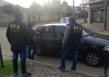 El empresario Roberto Jorge Rigoni estaba buscado enfrenta cargos en Colombia por presuntamente financiar al grupos ilegales.