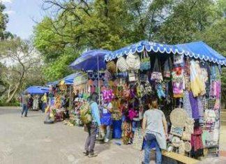 Los vendedores en la Ciudad de México están enfrentando crecientes niveles de extorsión