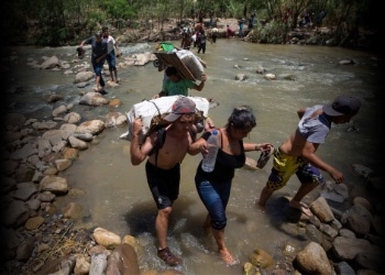 La Línea es una banda criminal que se ha asegurado el control de zonas de la frontera entre Colombia y Venezuela