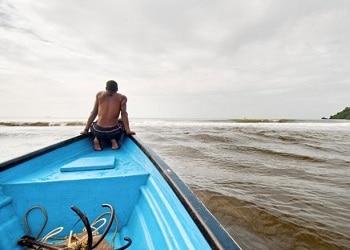 """Desde Delta Amacuro, el grupo de """"Evander"""" sería el primero en haber llegado a Trinidad y Tobago"""