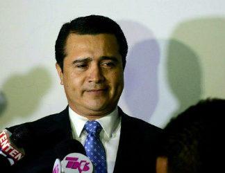 """El exdiputado hondureño Juan Antonio """"Tony"""" Hernández"""