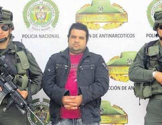 """Jesús María Aguirre Gallego, alias """"Chucho Mercancía"""" era el líder de """"Los Pachenca"""""""