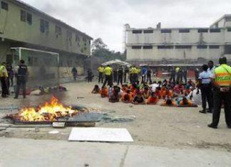 El sistema carcelario de Ecuador está en crisis