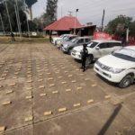 Una operación en Bolivia desmanteló una organización que pagaba vehículos con drogas