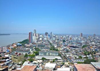 El puerto de Guayaquil, Ecuador, se utiliza para transportar cocaína hacia Europa