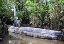 Según la Fuerza Naval de Colombia, entre enero y octubre de 2019 se han incautado 24 narcosubmarinos en el pacífico colombiano.