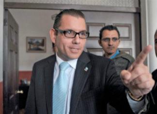 El operador político guatemalteco Manuel Baldizón