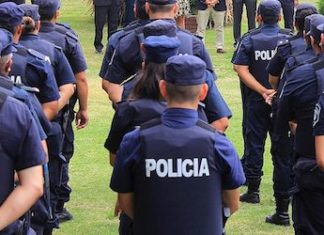 La policía de la provincia de Buenos Aires ha enfrentado muchas acusaciones de corrupción