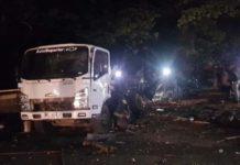 Un carro bomba en Santander de Quilichao dejó tres policías muertos