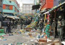 En 2016, la policía desmanteló prósperas economías criminales en el barrio del Bronx en Bogotá