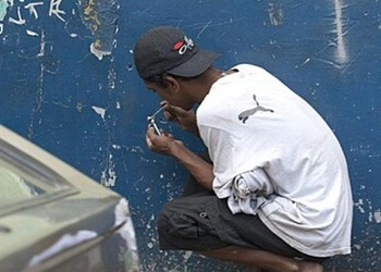 El número de personas adictas al crack en Paraguay se ha disparado en los últimos años