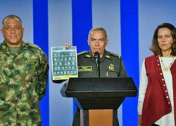 Las autoridades ofrecen una alta recompensa a quien ayude a dar con el paradero de alias Contador