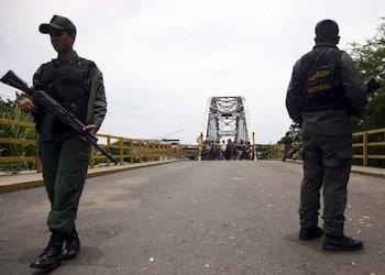 La frontera entre Colombia y Venezuela es una zona con altos niveles de actividad criminal