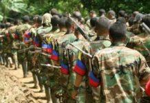 El Gobierno colombiano busca un sometimiento a la justicia de los grupos criminales